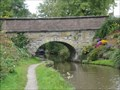 Image for Arch Bridge 92 Over The Macclesfield Canal - Scholar Green, UK