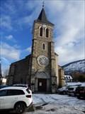Image for Clocher Église Saint-Laurent de Sailhan, France
