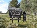 Image for Bear River Ranger Station - Uinta Mountains, UT