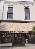 Image for Mt. Pleasant Historic District ~ August Lundberg Building