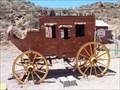 Image for Wells Fargo ~ Stage Coach ~ Oatman, Arizona, USA.