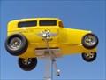 Image for Custom Car - Route 66 - Santa Rosa, New Mexico, USA.