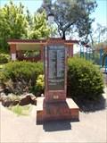 Image for Roll of Honour - Len Guy Park, Binnaway, NSW