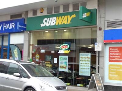 veritas vita visited Subway, St Mary