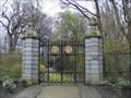 Image for Huize Bijdorp - Voormalig toegangshek, Voorschoten (NL)