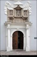 Image for Portal of Seminary Church of St. Anthony of Padua / Portal Seminárneho kostola sv. Antona Paduánskeho - Košice (East Slovakia)
