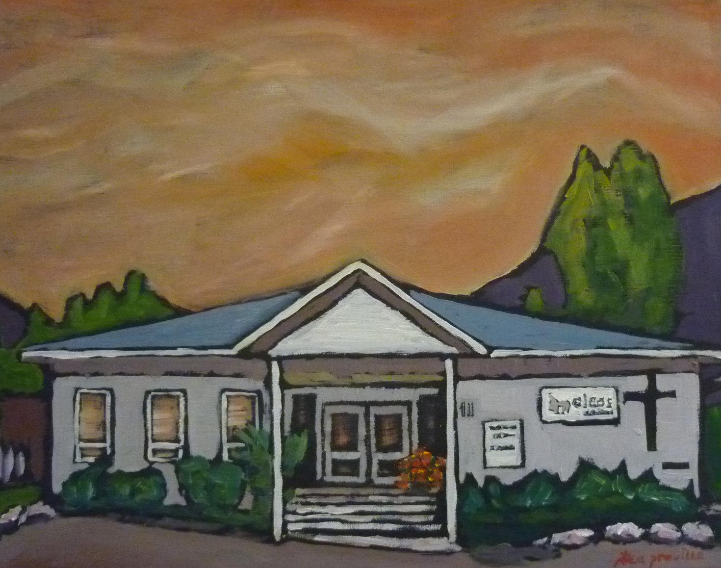 Eleos Centre Ministries Nelson, BC by Tea Preville