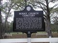 Image for Burnt Church Cemetery - Bryan Co., GA