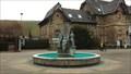 Image for Winzerbrunnen auf dem Landrat-Joachim-Weiler-Platz Ahrweiler - Rheinland-Pfalz / Germany