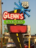 Image for Glenn's Bakery - Artistic Neon - Gallup, New Mexico, USA