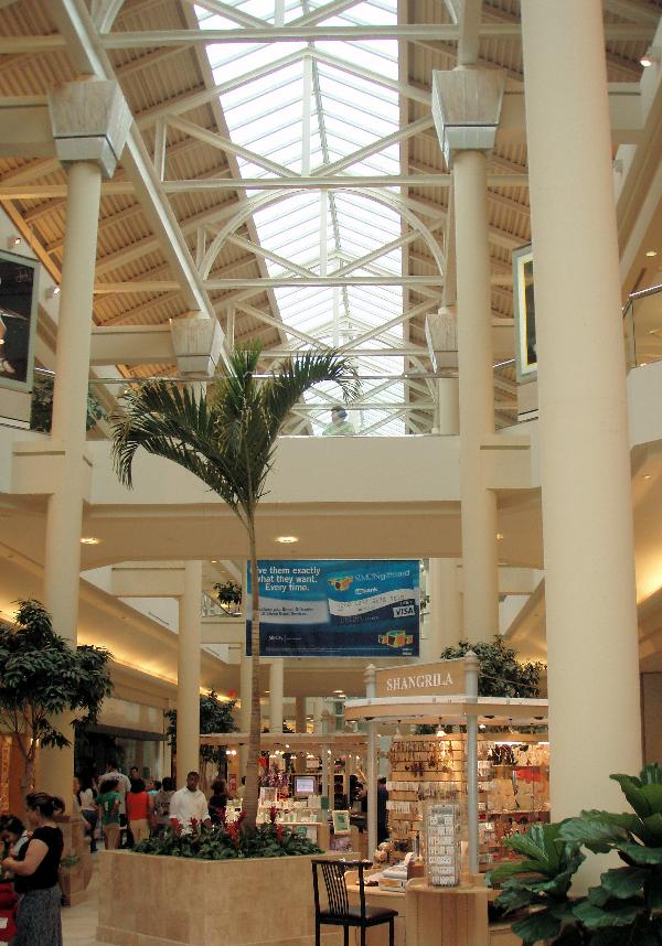 Burlington Mall  Burlington MA Interior