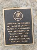 "Image for Memorial for Veteran Navy ""Seabees"" - Seabee Museum and Memorial Park, Davisville, RI"
