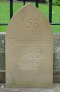 Image for 2012 Olympic Venue Milestone - Chesterfield, UK