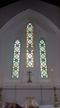 Image for Stained Glass Windows - St Michael - Brynford, Flintshire, Wales