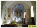 Image for Plafond de l'église Notre Dame - Rocher d'Ongles, Ongles, France