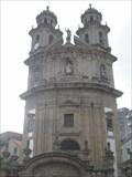 Image for Capela da Virxe Peregrina, Pontevedra - Spain
