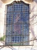 Image for Okna na kostele Navštívení Panny Marie, RO, CZ, EU