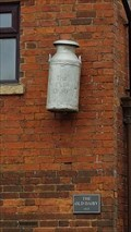 Image for Milk Urn - The Old Dairy - Theddingworth, Leicestershire