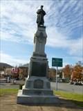 Image for Civil War Memorial - Warren, MA