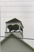 Image for Waynesboro Cumberland Presbyterian Church Bell  - Waynesboro, TN