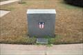 Image for Forgotten Theater Veterans Memorial -- Nacogdoches TX