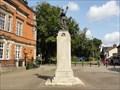 Image for Borough War Memorial - Stafford, UK