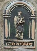 Image for St. John of Nepomuk - Petrohrad, CZ