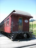 Image for Historical Local Wooden Railroad Cars - Duncans Mills, CA