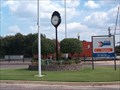 Image for Depot Clock - Ardmore, OK