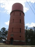 Image for Red Water Tower - Deniliquin, NSW, Australia