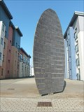 Image for Acoustic Mirror West, Maratime Quarter, Swansea, Wales.