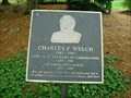 Image for Charles F. Welch 1941-1997-Forsyth, Co