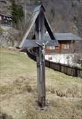 Image for Wegkreuz Blattenstrasse - Mählbaum, VS, Switzerland