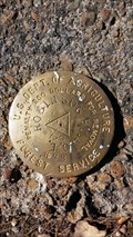 Image for USFS 'ROBINSON BU. LO.T.' - Triangulation Station - Jackson County, OR