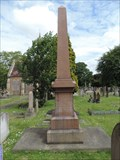 Image for Alice Ayres Memorial - Isleworth Cemetery, London, UK