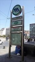 Image for Omonia Metro Station - Athens - Greece