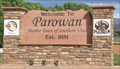 Image for Welcome to Parowan ~ Mother Town of Southern Utah