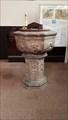 Image for Baptism Font - St Peter - Nottingham, Nottinghamshire