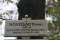 Image for 302m - Novosady(pam.) - Krepice, Czech Republic