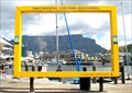 Image for Table Mountain Framed View - Cape Town, South Africa