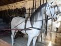 Image for Plaza Stables Fiberglass Horse - San Juan Bautista, CA