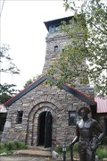 Image for Bunker Tower -- Mt Cheaha State Park, Delta AL