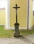 Image for Churchyard Cross - Morkovice-Slížany, Czech Republic