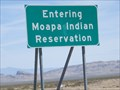 Image for Moapa River Indian Reservation, Paiute - Nevada, USA.