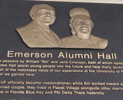 Emerson Alumni Hall