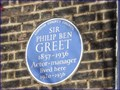 Image for Sir Philip Ben Greet - Lambeth Road, London, UK