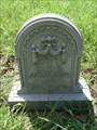 Image for Virginia A. Eubanks - Millwood Cemetery - Millwood, TX