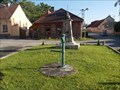 Image for Pumpa u pomníku - Libejovice, CZ