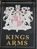 Image for The Kings Arms - Pub Sign - Llandudno, Conwy, Wales.