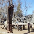 Image for Gold Mining Water Pump & Wheel, Columbia, CA